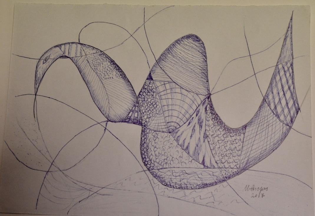 Tecnica Zentangle